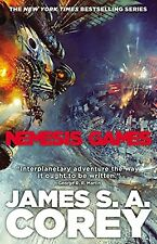 Nemesis Games (The Expanse) by James S.A. Corey (Hardcover) FREE SHIPPING NEW