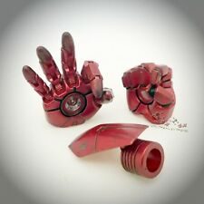 Hot Toys MMS310 Iron Man 3 PEPPER POTTS Figue 1/6 MARK IX HANDS & WRIST GUARD