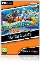 Fishdom 3 III (PC DVD) NEW SEALED