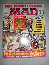 Winter1984 MAD Magazine Special Rare A Mad 100-Page Look At Violence! VF