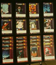 Panini dbz movie set complete personality lot, allies and MPs!