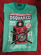 Dsquared2    riot now   tshirt