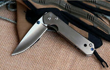 D2 steel folding blade knife outdoor camping huting knives Tactical survival OEM