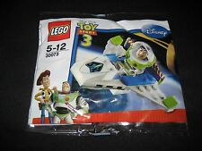 New LEGO 30073 Disney Toy Story Buzz's Mini Ship