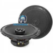 "MOREL MAXIMO 6C CAR AUDIO 6.5"" 6 1/2"" PRO 2-WAY TWEETERS COAXIAL SPEAKERS NEW"