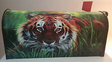 MAiLBOX TiGER~Laminated~NO PAINT (Fades & Chips)