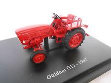 Tracteur GULDNER G15 de 1967