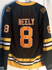 Reebok Women's Premier NHL Jersey Boston Bruins Cam Neely Black sz L