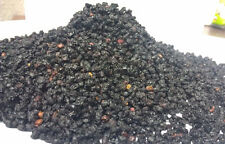 Dried Elderberries. 1kg to make Elderberry wine, herbal tea, wildbird food etc.