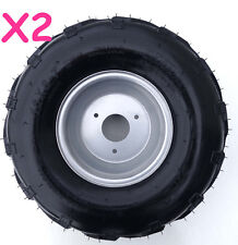 2X 16x8-7 Wheel Tyre/Tire Rim ATV Quad Bike Buggy Go kart 110cc 125cc