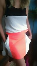 Sass and Bide THE INNER CIRCLE Mini Skirt  size 38 (8) Rrp $220