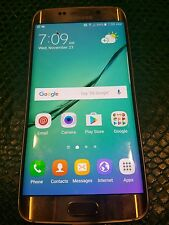 Samsung Galaxy S6 Edge SM-G925T - 64GB - Gold Platinum (T-Mobile) Smartphone