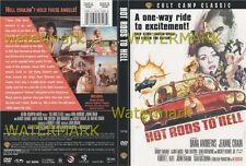 HOT RODS TO HELL   DVD Hot Rod Street Custom Rat