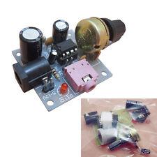 1Stk 3V-12V LM386 Super MINI Amplifier Board DIY Kit Components and Parts Neu