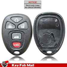 New Key Fob Remote Shell Case For a 2011 Chevrolet Impala w/ Remote Start