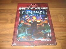 Shadowrun 5. Edition Datenpfade Hardcover Pegasus Press 2015 Neu und OVP