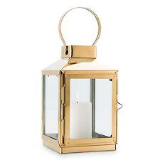 12 Large Gold Lantern Lanterns Wedding Centerpiece Decorations Lot Q27460