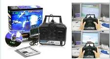 E-Sky 4CH USB Flight Simulator Training Kit For RC Aeroplanes and R/C Helicopter