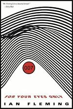 For Your Eyes Only (James Bond)-ExLibrary