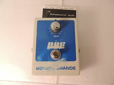 BBE BOOSTA GRANDE EFFECTS PEDAL BOOSTER BOOST   FREE SHIP