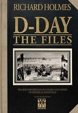 D-Day: The Files...NEW  Book, Audio CD, Photo Album, Campaign Map in Display Box