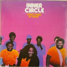 "12"" LP - Inner Circle - Everything Is Great - B1392 - washed & cleaned"