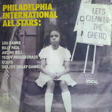 "7"" PHILADELPHIA ALL STARS : Let´s Clean Up The Ghetto"