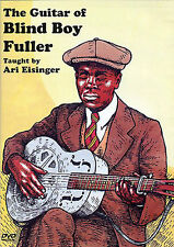 The GUITAR of Blind Boy Fuller DVD Learn Blues Ragtime TRUCKIN MY BLUES AWAY