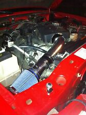 BCP BLUE 04-11 Ford Ranger Mazda B4000 4.0L V6 Short Ram Air Intake + Filter