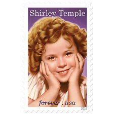 2016 47c Shirley Temple Black, Legends of Hollywood Scott 5060 Mint F/VF NH