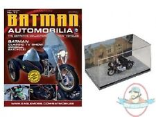 Classic TV Original Batcycle 1/43 Magazine #77 Automobilia Eaglemoss