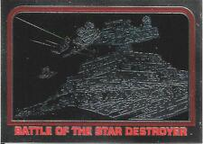 1999 Topps Star Wars Chrome Archives #38 Battle Of The Star Destroyer