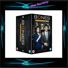 BONES - COMPLETE SERIES SEASONS 1 2 3 4 5 6 7 8 *** BRAND NEW DVD BOXSET***