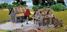 Faller 130246 H0 Kleines Haus im Bau, Epoche III, Bausatz, Neuware