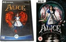 American McGee's Alice & Alice: Madness Returns Nuevo y Sellado