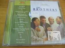 THE BROTHERS O.S.T. CD SIGILLATO SNOOP DOGG MARCUS MILLER ERIC BENET MAZE CASSIE