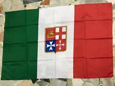1 bandiera ITALIA MARINA MILITARE REPUBBLICHE MARINARE  140x100 cm Flag