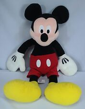 "Character Direct Limited Disney Giant 30"" Mickey Mouse Plush Stuffed Doll"