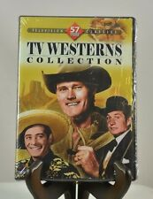 NEW TV Westerns Collection (DVD, 2007, 4-Disc Set) 57 EPISODES FAST-FREE SHIP