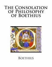 The Consolation of Philosophy of Boethius by H. James and Boethius (2013,...