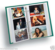6-Pack Pioneer RST-6  4x6 Photo  Refill Pages STC-46, STC-504 single pak of