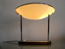 Rare METALARTE desk light lamp MID-CENTURY MODERN Arteluce SARFATTI Stilnovo ERA