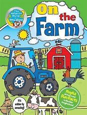 The Wonderful World of Simon Abbott: On the Farm: Playful pictures and fun facts