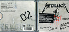 Metallica - Live Shit 3CDs & 2 DVD over 8 hours (2002) CD & DVD BRAND NEW Canada