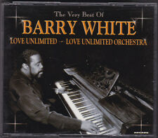 Barry White  The Very Best  ( Love Unlimited Love Unlimited Orchestra ) 3 CD