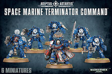 Space Marine Terminator Command - from Games Workshop