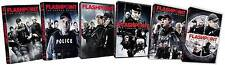 Flashpoint: Complete Series (DVD, 2013, 19-Disc Set) SEASONS 1 2 3 4 5 6 NEW