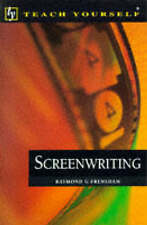Teach Yourself: Screenwriting by Raymond Frensham Paperback Book