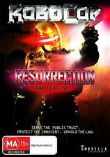 Robocop - Resurrection (DVD) ACTION [All Regions] NEW/SEALED
