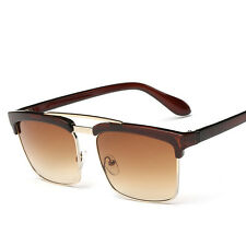 Men's Retro Aviator Women Fashion Outdoor Sunglasses Eyewear Eye Glasses Shade